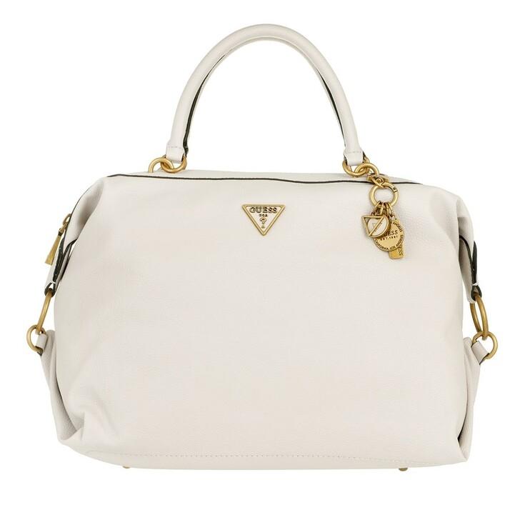 bags, Guess, Destiny Satchel Stone