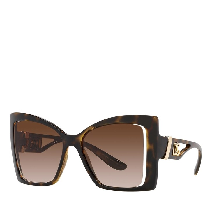 Sonnenbrille, Dolce&Gabbana, 0DG6141 HAVANA