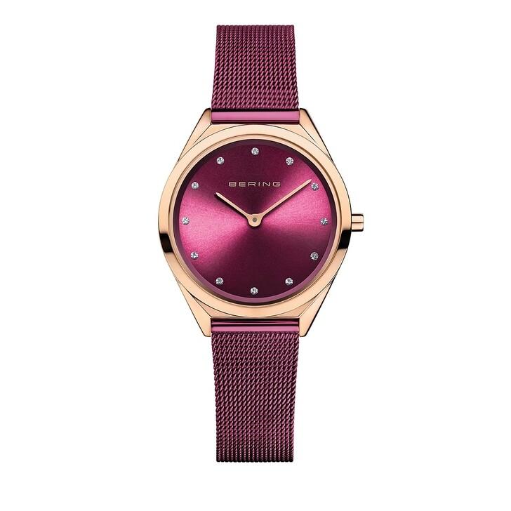 watches, Bering, Watch/Ultra Slim/Women Violet