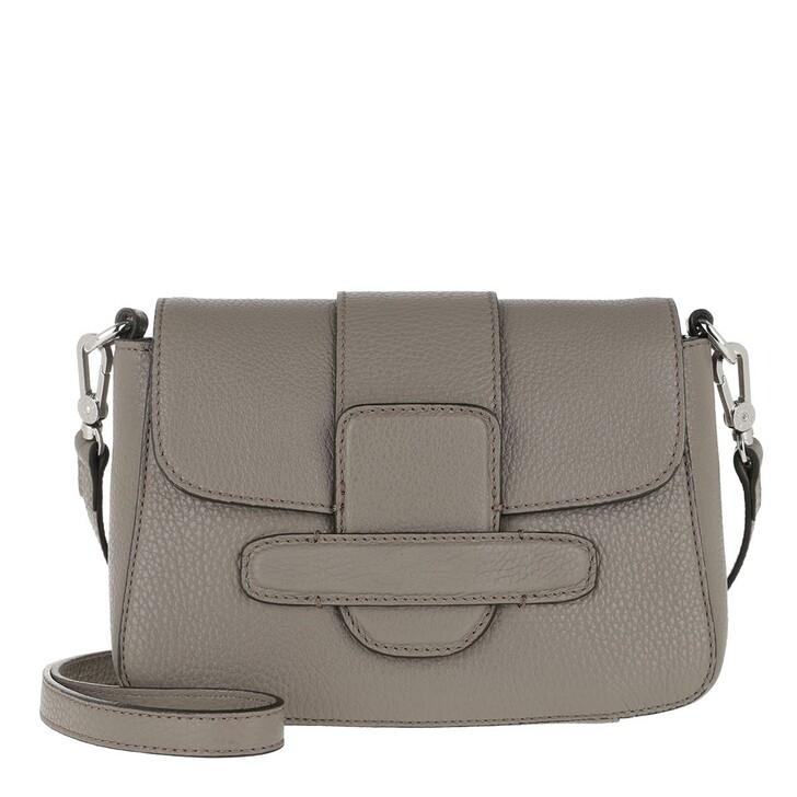 Handtasche, Abro, Crossbody Bag Camilla Zinc