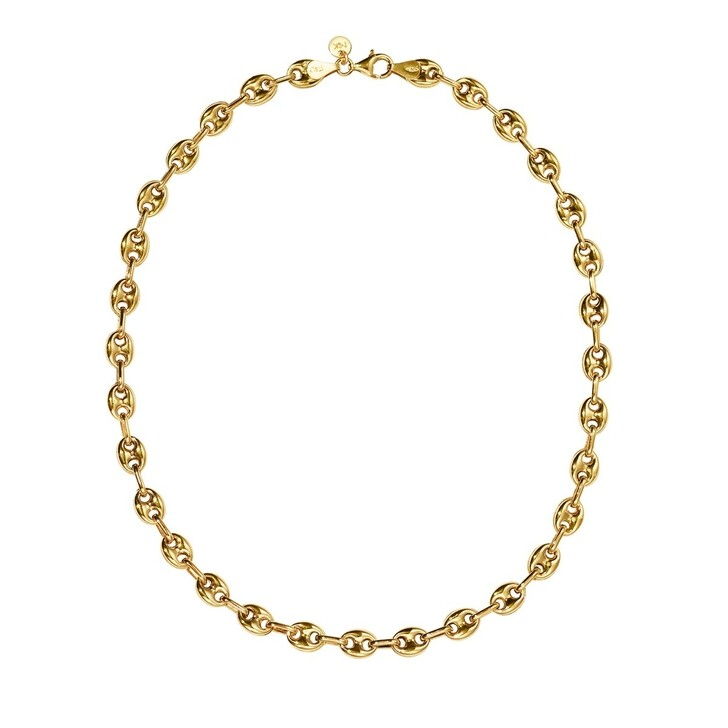 necklaces, Meadowlark, Lorna Chain Necklace Gold