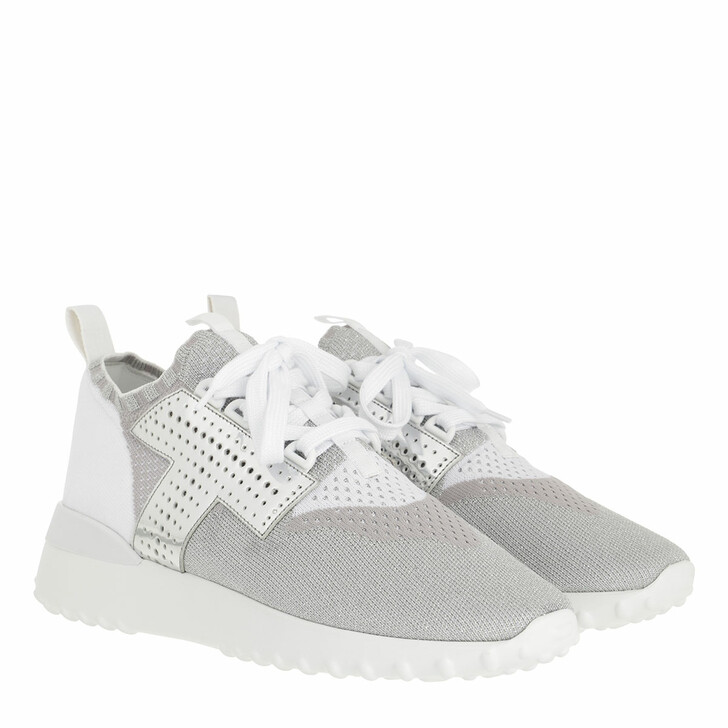 Schuh, Tod's, Sneakers Silver