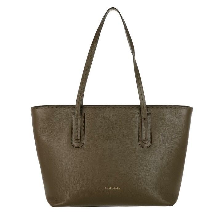 Handtasche, Coccinelle, Borsa Pelle Vitello  Evergreen