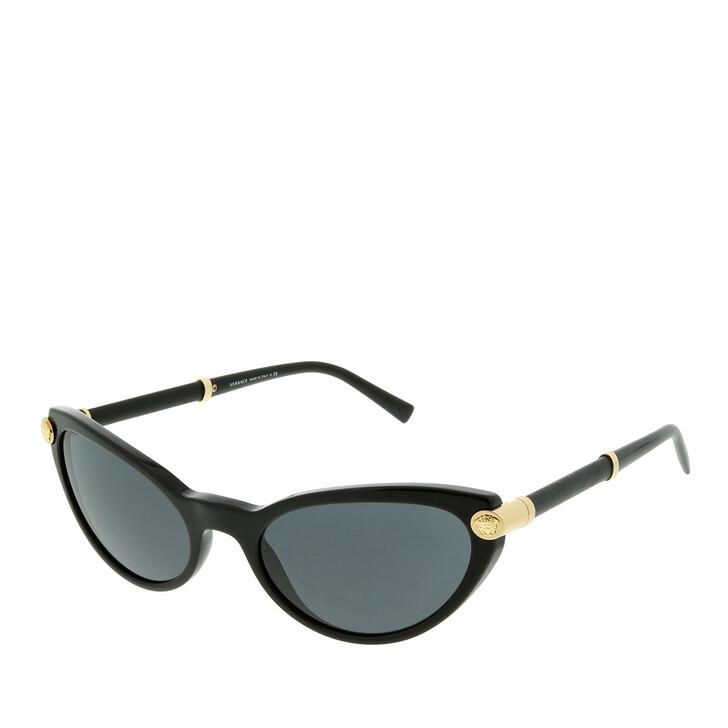 Sonnenbrille, Versace, VE 0VE4365Q 54 GB1/87