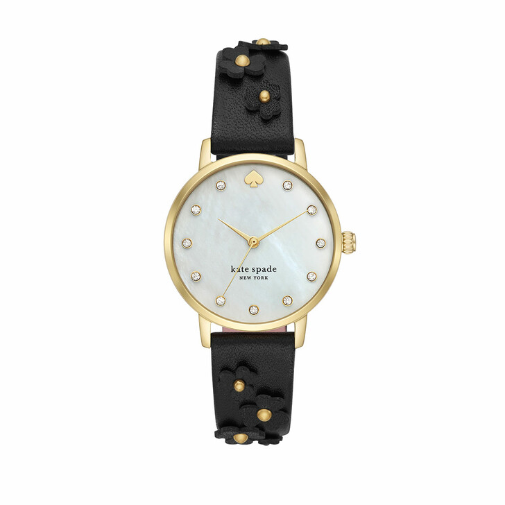 Uhr, Kate Spade New York, KSW1514 Metro Fashion Gold