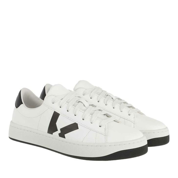Schuh, Kenzo, Low Top Sneaker White