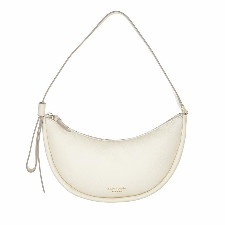 Handtasche, Kate Spade New York, Small Shoulder Bag  Parchment