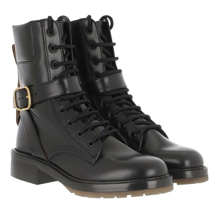 Schuh, Chloé, Boots Leather Black