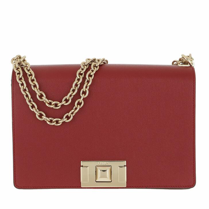 Handtasche, Furla, Mimi' S Crossbody Bag Ciliegia