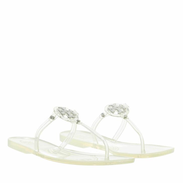 Schuh, Tory Burch, Mini Miller Flat Thong Clear