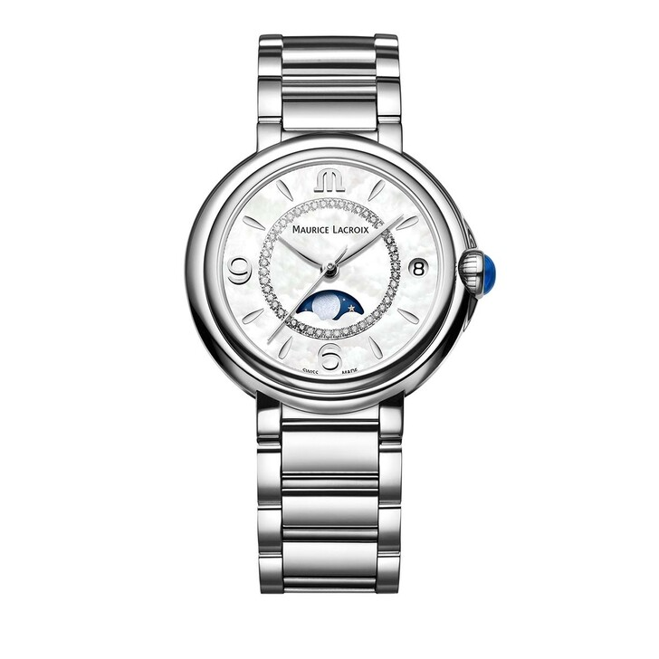 watches, Maurice Lacroix, Watch Fiaba Silver