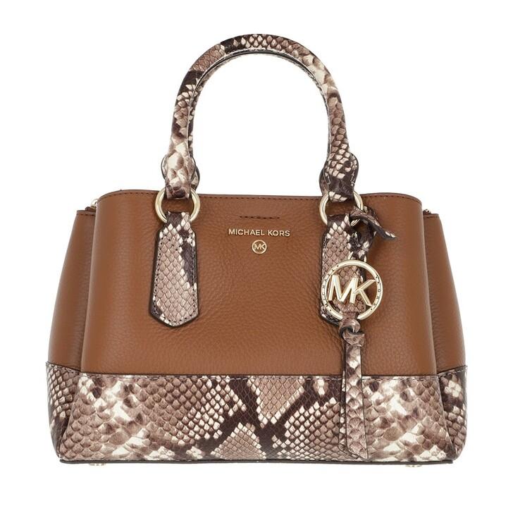 Handtasche, MICHAEL Michael Kors, Small Satchel Luggage