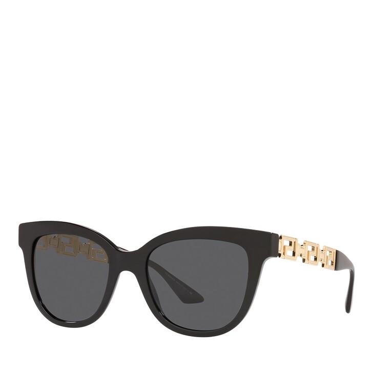 sunglasses, Versace, 0VE4394 BLACK