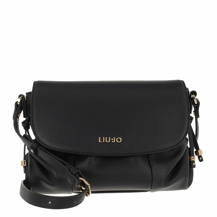 Handtasche, LIU JO, Medium Crossbody Midnight