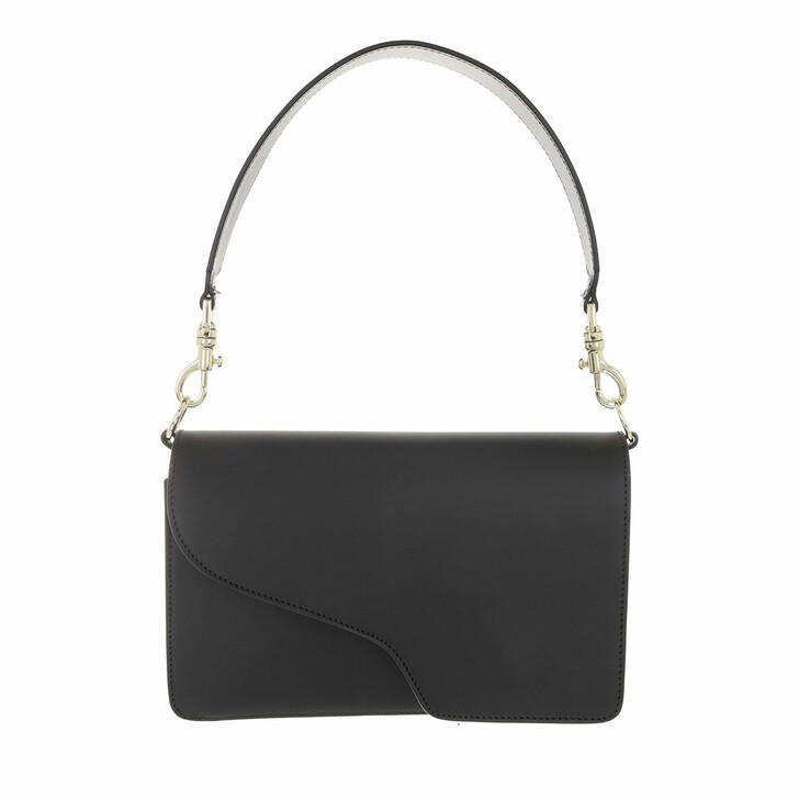 bags, ATP Atelier, Assisi Vachetta Black