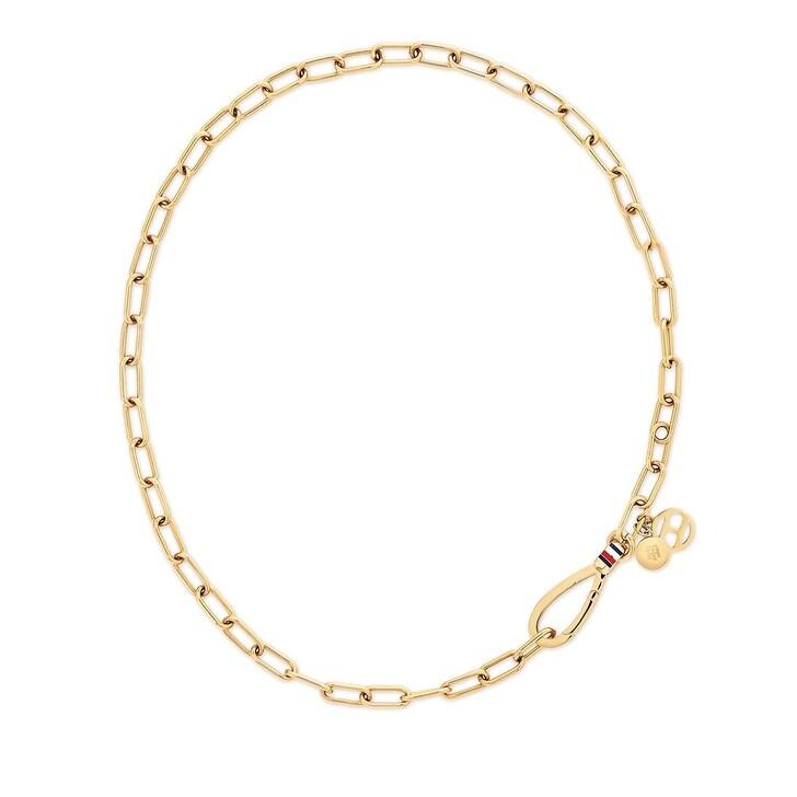 Kette, Tommy Hilfiger, Link Necklace Gold