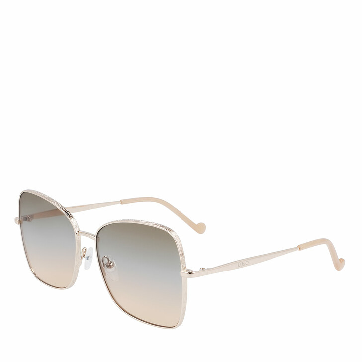 Sonnenbrille, LIU JO, LJ142S Shiny Gold