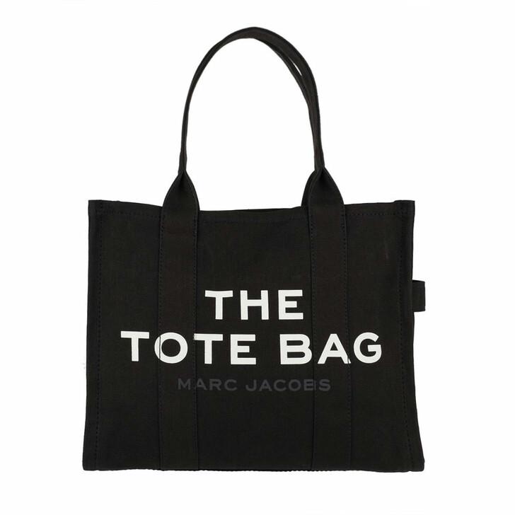 Handtasche, Marc Jacobs, The Traveler Tote Bag Black