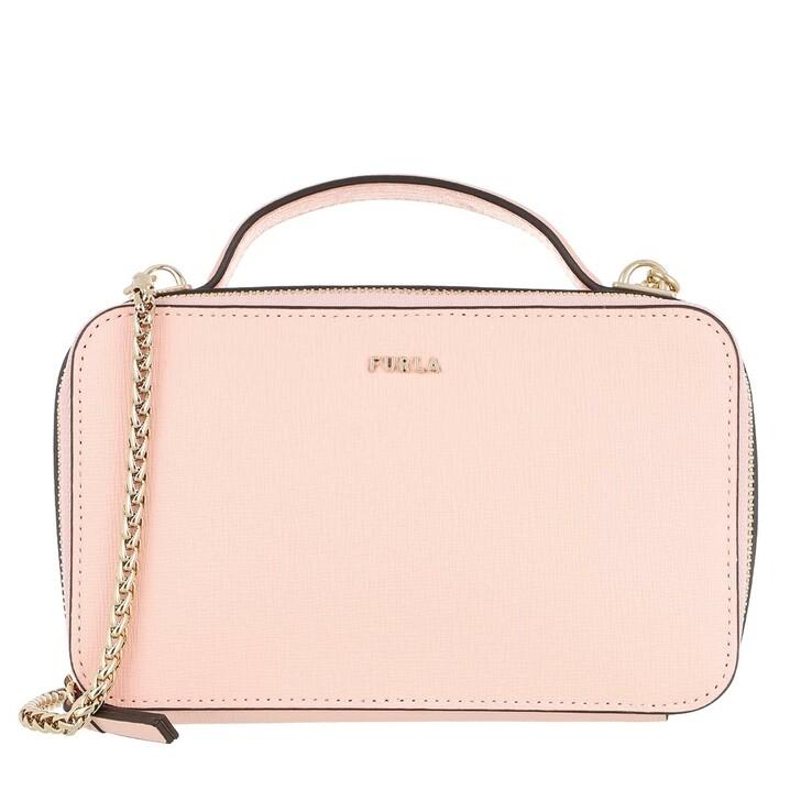 Handtasche, Furla, Furla Babylon Mini Crossbody Candy Rose