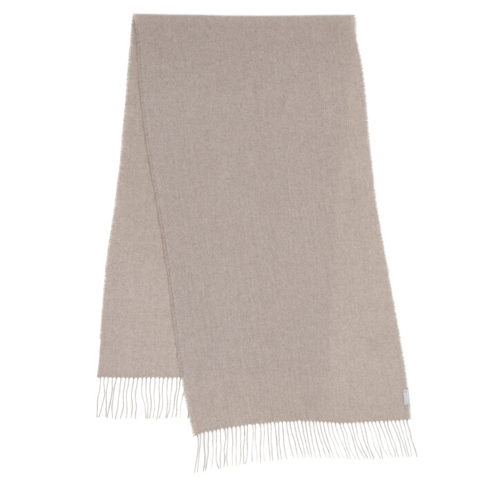 Schal, FRAAS, Cashmere Scarf Mid Taupe
