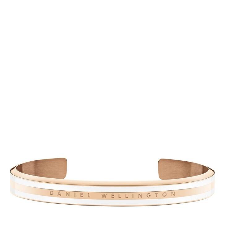 Armreif, Daniel Wellington, Small Classic Slim Bracelet Satin White