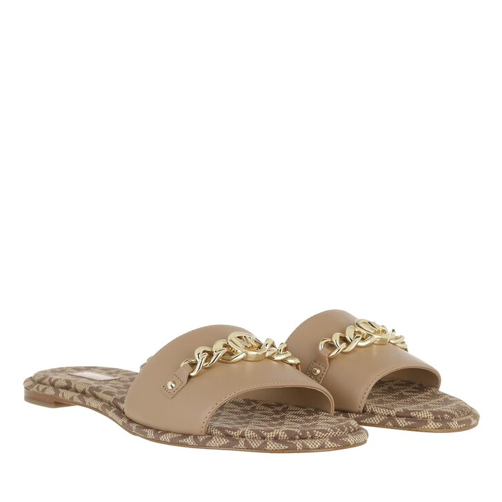 Schuh, MICHAEL Michael Kors, Rina Slide Camel