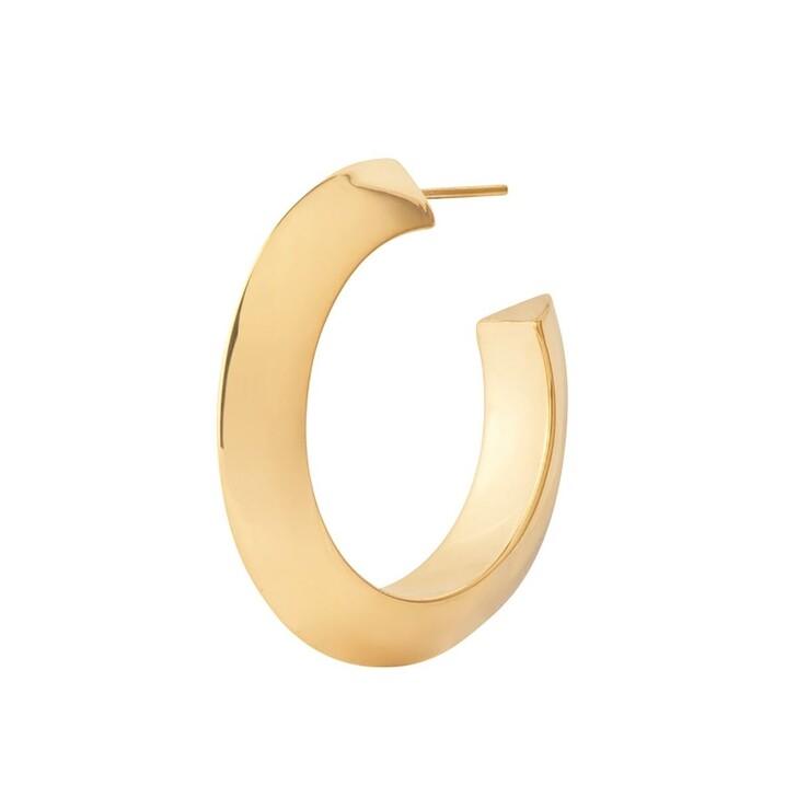 Ohrring, Maria Black, Else 15 Hoop Single Earring Gold