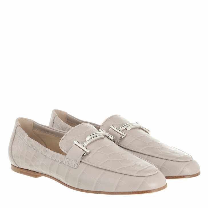 Schuh, Tod's, Loafers Grey