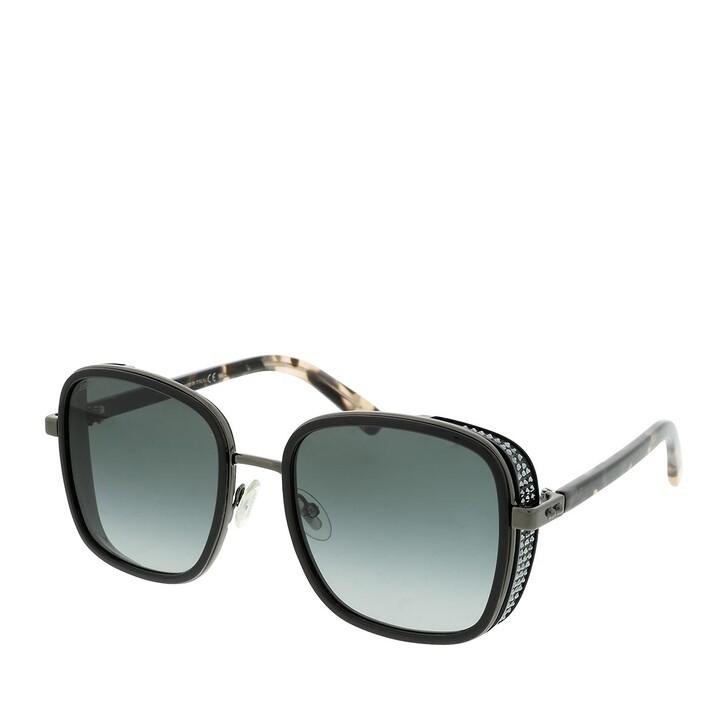 Sonnenbrille, Jimmy Choo, ELVA/S          BLACK
