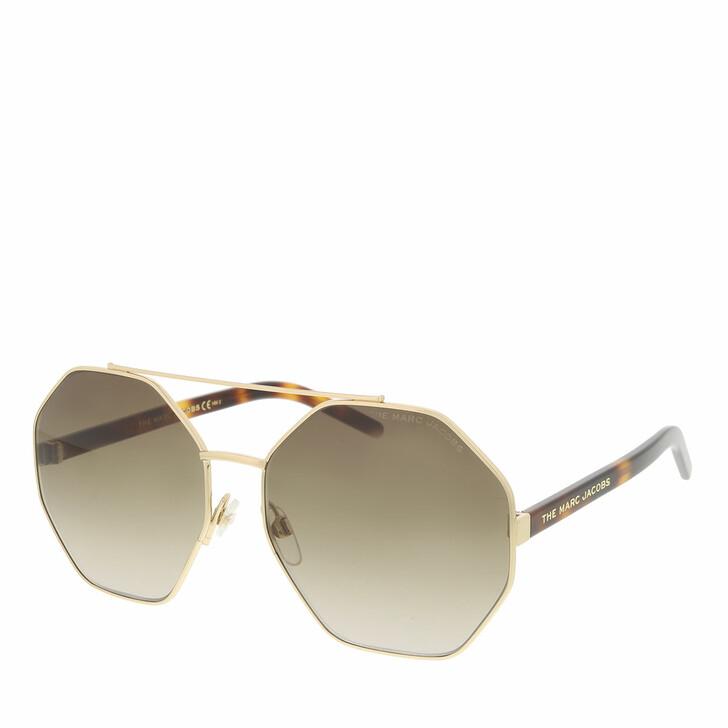 Sonnenbrille, Marc Jacobs, MARC 524/S GOLD HAVANA