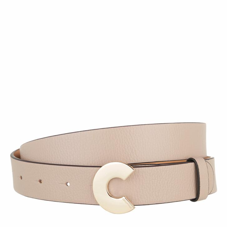 belts, Coccinelle, Belt Bottalatino Powder Pink