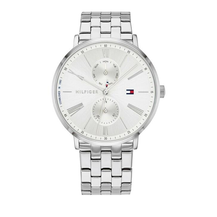 Uhr, Tommy Hilfiger, Wristwatch Silver