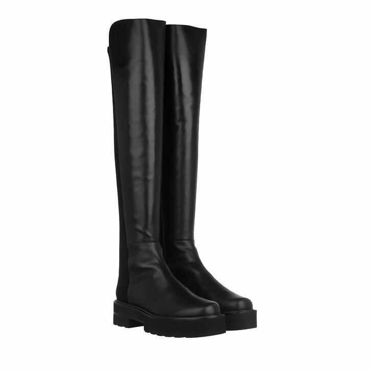 shoes, Stuart Weitzman, 5050 Ultralift Boot Black