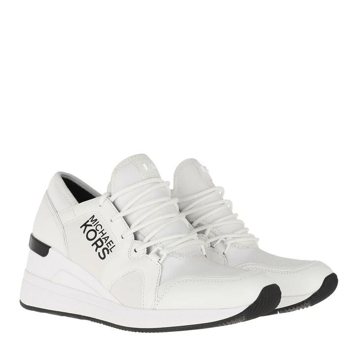 Schuh, MICHAEL Michael Kors, Liv Sneakers Optic White