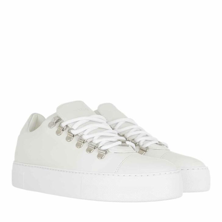 shoes, Nubikk, Jolie Classic Sneaker White