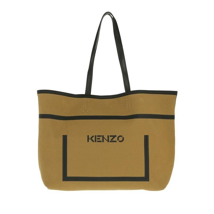 Handtasche, Kenzo, Tote bag Beige