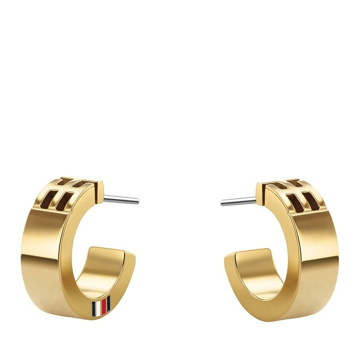 Ohrring, Tommy Hilfiger, Casual Core Earring Gold