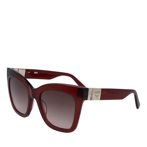 mcm -  Sonnenbrille - 686S - in rot - für Damen