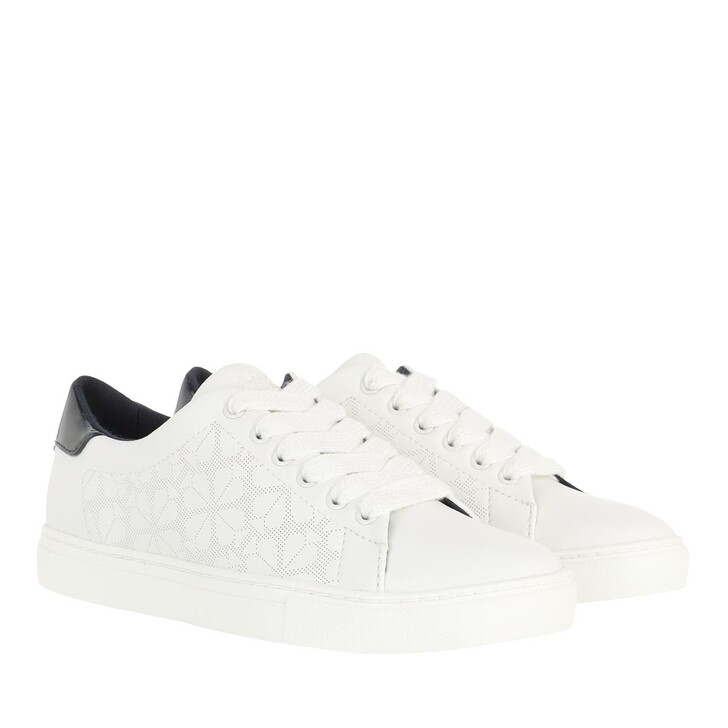 Schuh, Kate Spade New York, Audrey Sneaker  Opt White/Blazer Blue