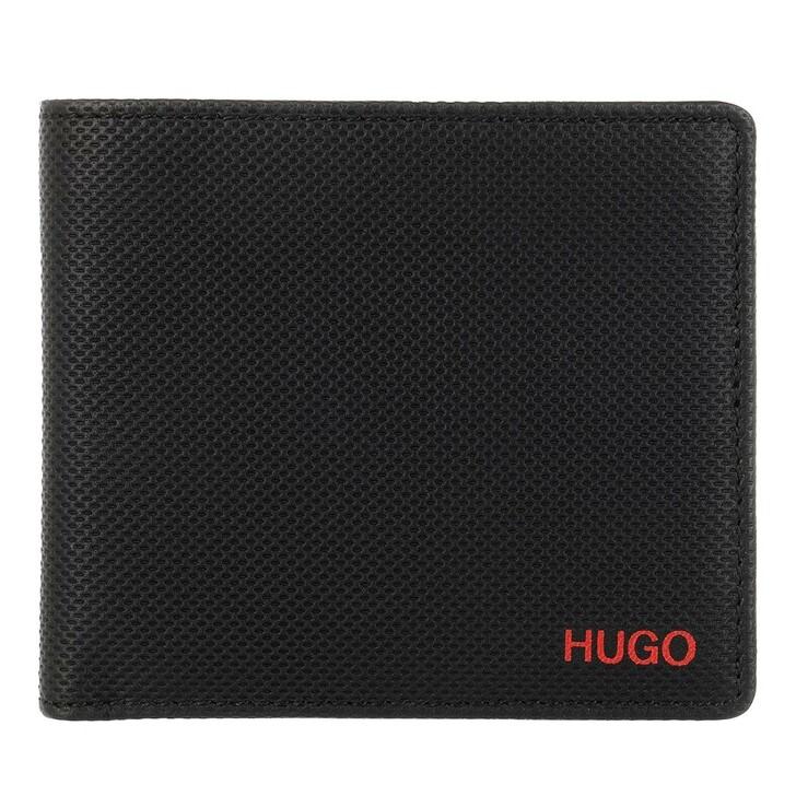 Geldbörse, Hugo, Austen Coin  Black