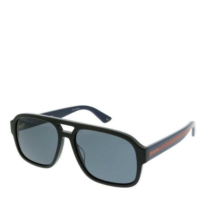 Sonnenbrille, Gucci, GG0925S-001 58 Sunglass MAN ACETATE BLACK