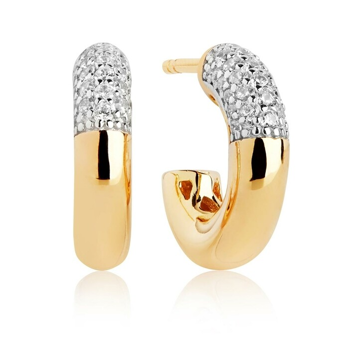 Ohrring, Sif Jakobs Jewellery, Cannara Piccolo Earrings Gold