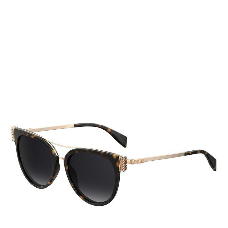 Sonnenbrille, Moschino, MOS023/S HAVANA