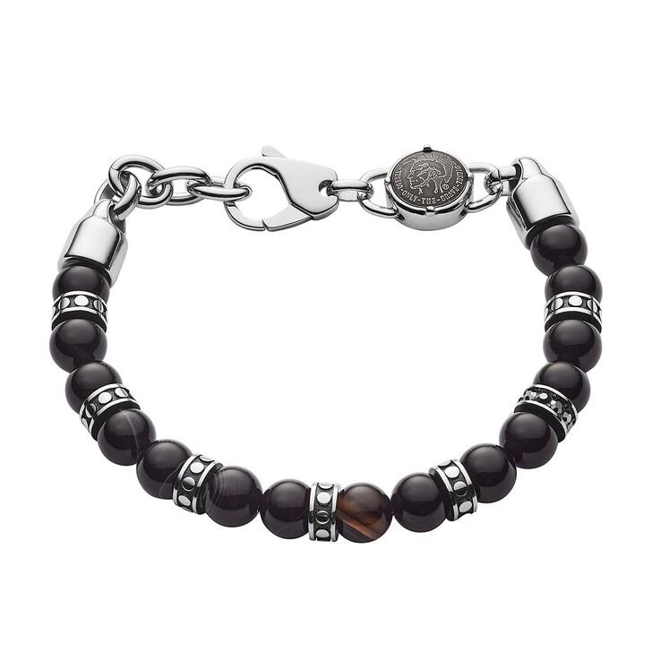 Armreif, Diesel, Bracelet Beads DX1163040 Black