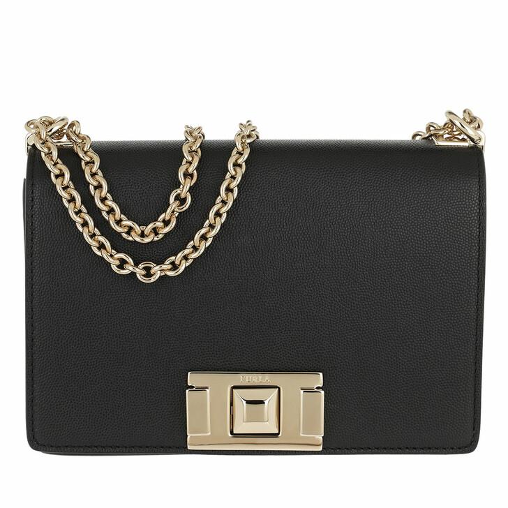 Handtasche, Furla, Mimi Mini Crossbody Onyx