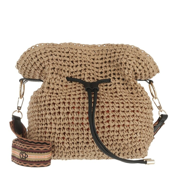 Handtasche, Becksöndergaard, Papel Rocio Crossbody Bag Nature