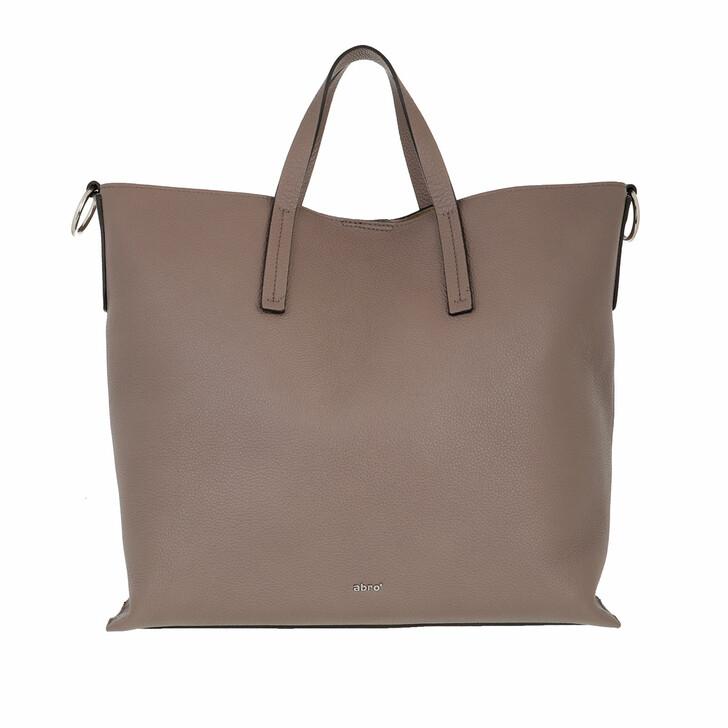 Handtasche, Abro, Shopper Julie Taupe