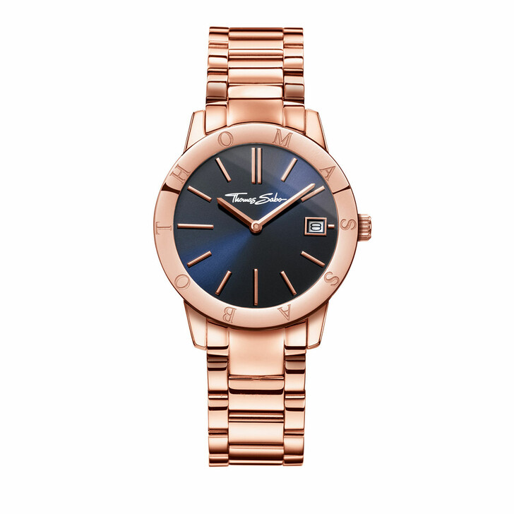 watches, Thomas Sabo, Women's Watch Rose Gold-Coloured