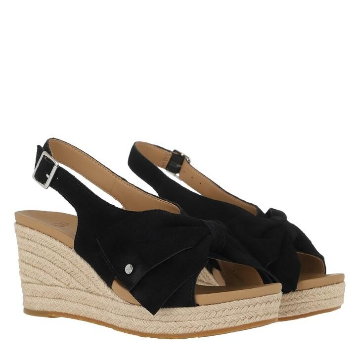 shoes, UGG, Ysidra Sandal Black