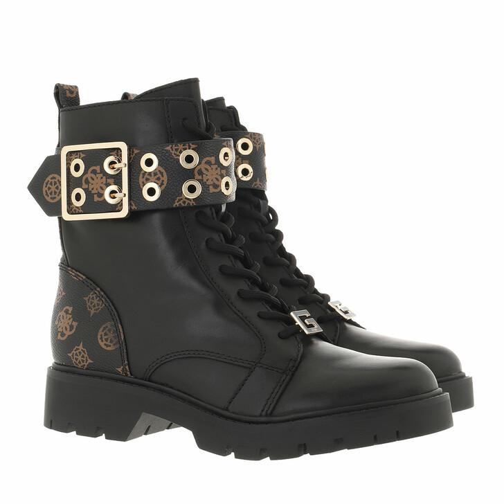 shoes, Guess, Lea Footwear Dress Bootie Brown/Ocra